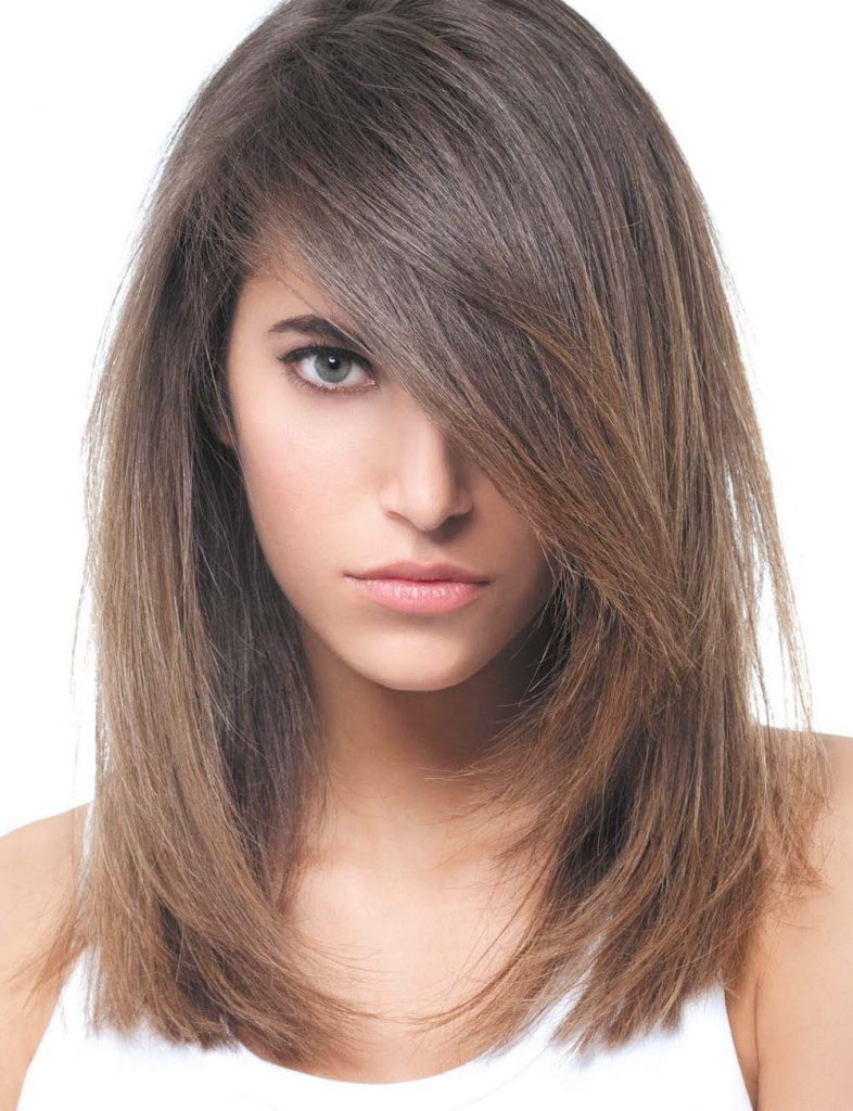 стрижки волос на длинные волосы фото