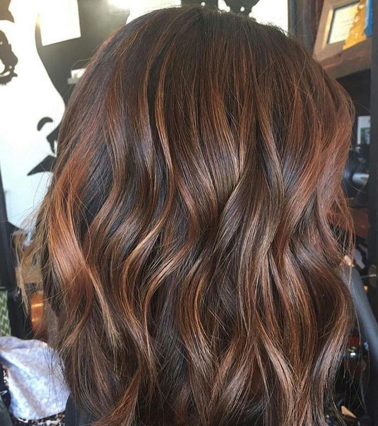 колорирование волос в коричневый фото качества можно использовать